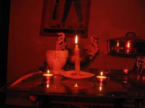 Busduna Enochian incense