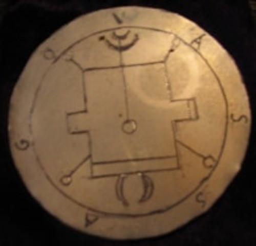Tin disc