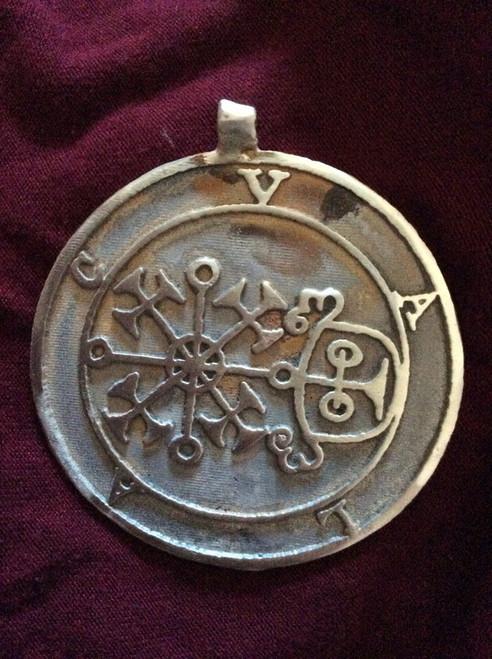 Valac Goetia cast seal ring