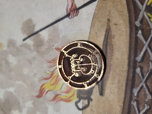 Gremory Goetia cast seal ring