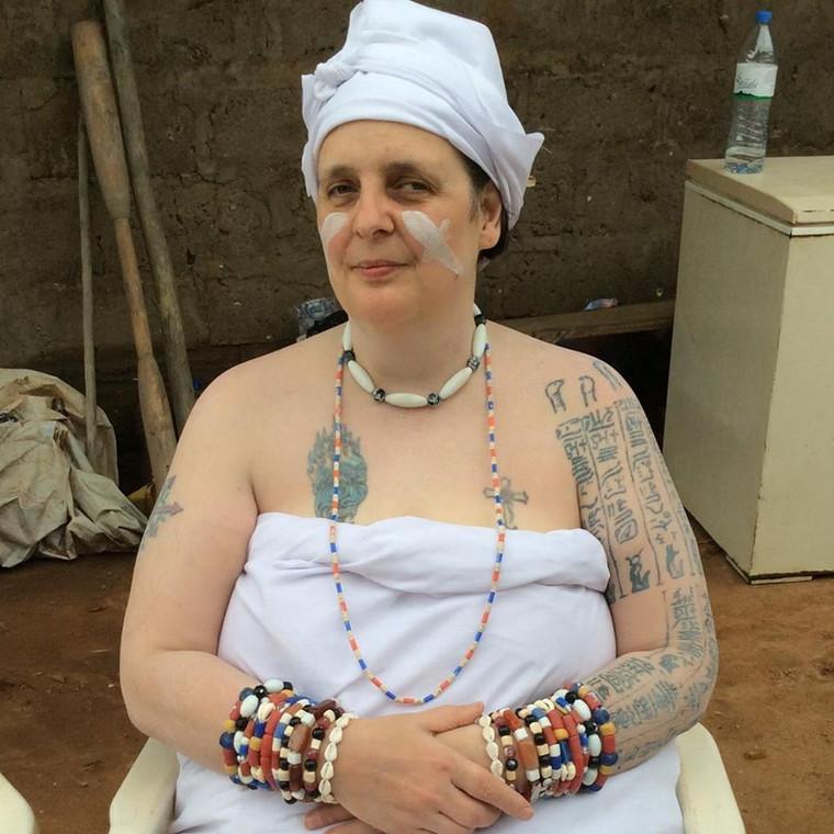 Vodou Mami Wata offerings