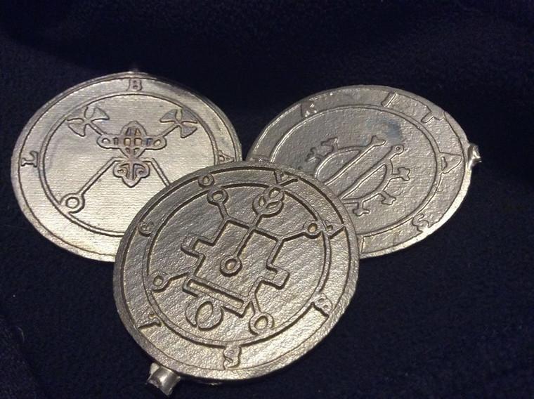 All 72 Goetia Demon seals