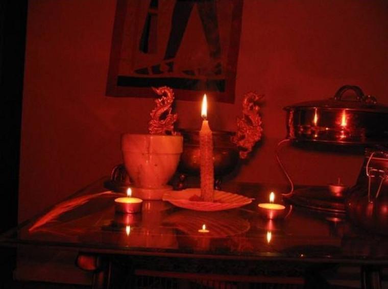 Enochian incense