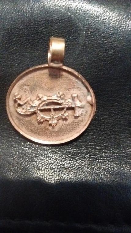 MORAIL Grimoirium Verum one inch cast seal