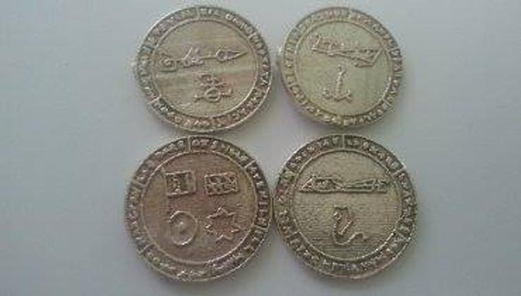 Enochian Wealth talisman pendant