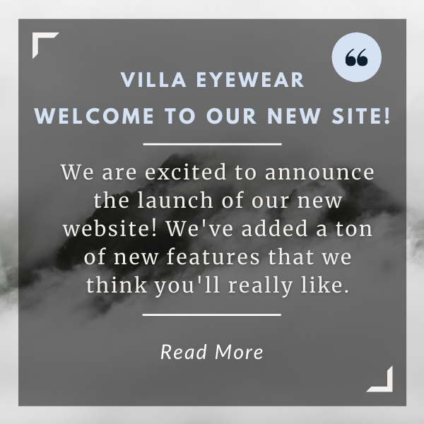 We are excited to announce the launch of our new website! Read more