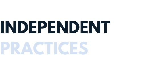 independent practices