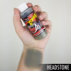 HEADSTONE GREY 'ZOMBIE' ProAiir Hybrid Waterproof Liquid Face and Body Paint for Airbrush