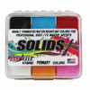 PRIMARY COLOURS SOLIDS PALETTE ProAiir Water Resistant Face and Body Paint for Brush (cake)