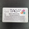 SEA DRAGON one-stroke face paint by TAG Body Art 30g