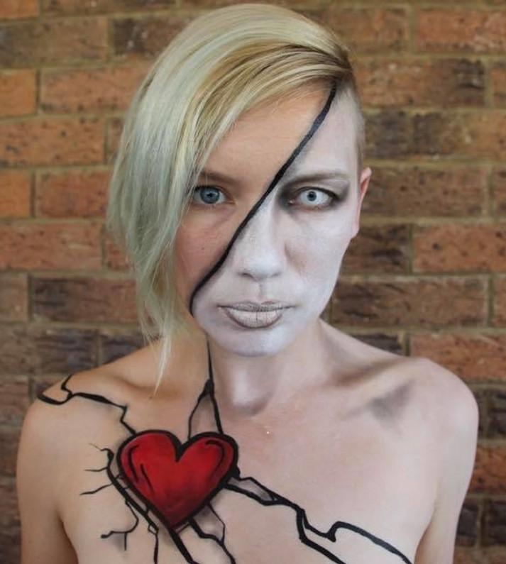 Meet our Sponsored Artist for the Australian Body Art Festival 2019 - Sam Lahy