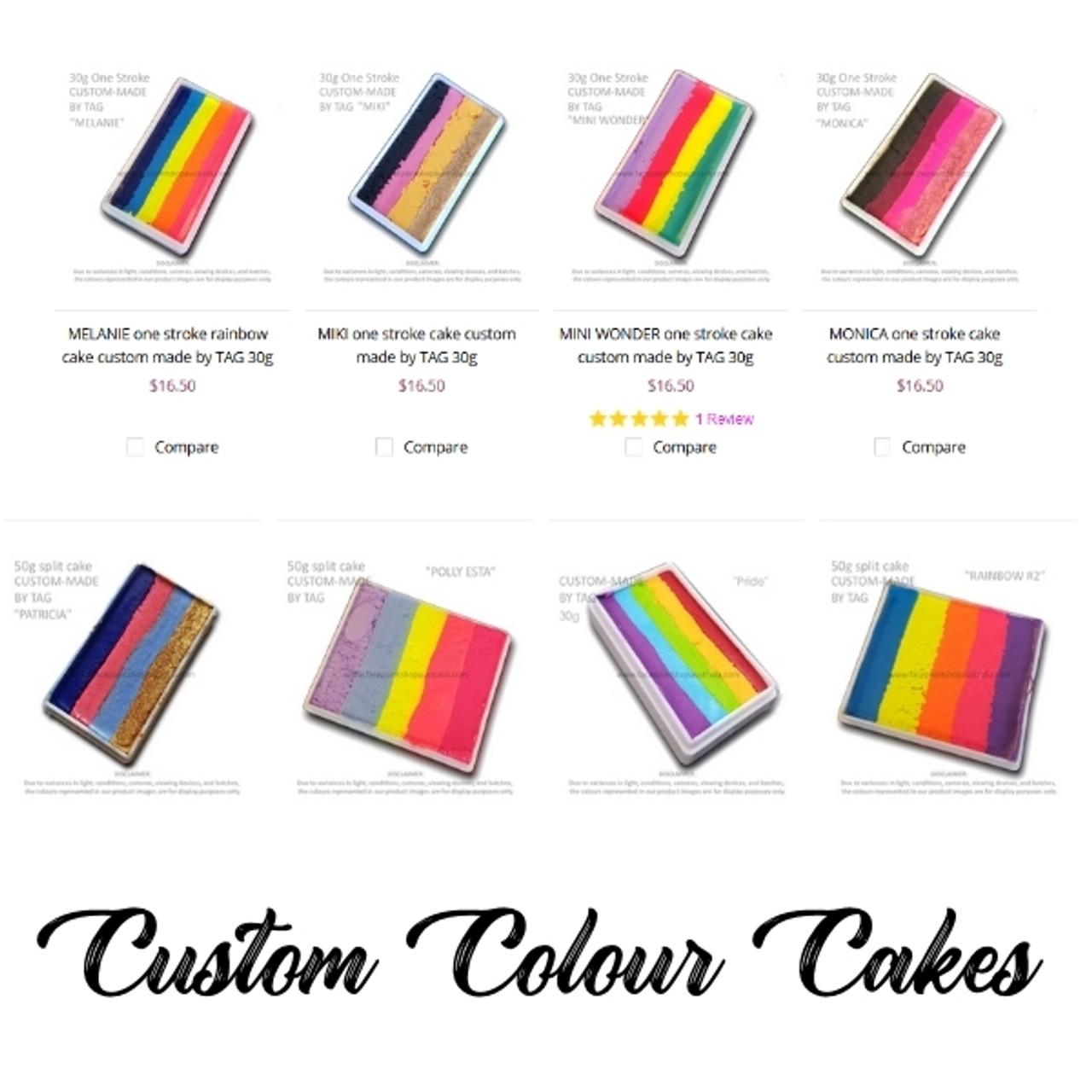 Custom Made Colour Combos