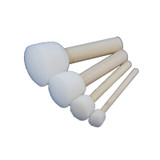 TAG round sponge dauber set (4)