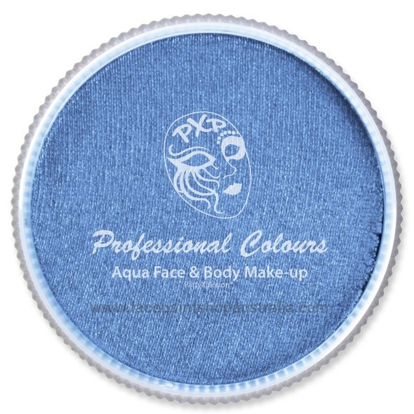 30g party xplosion pro face paint PEARL ROYAL BLUE