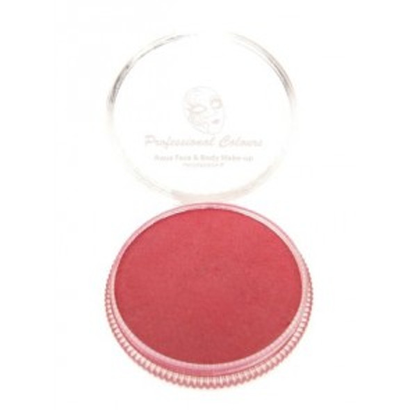 30g party xplosion pro face paint PEARL LIGHT RED
