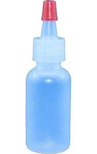 Empty Puffer Bottle for Glitter 15ml small size