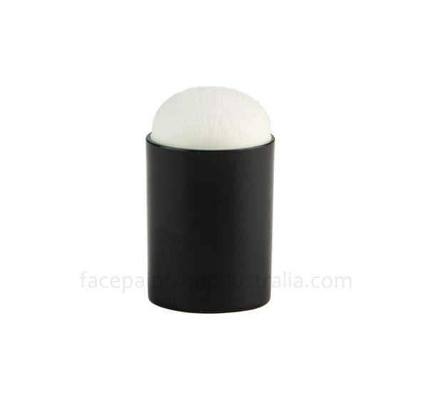 Face Paint Mini Finger Sponge - round 12mm diameter