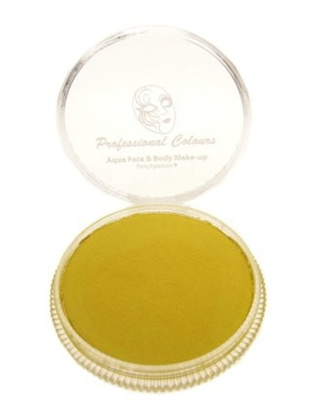 PEARL YELLOW Party xPlosion 30g Pro Face Paint 43740