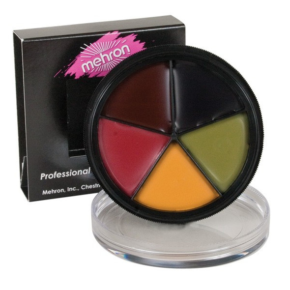 makeup brusie palette