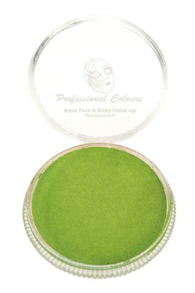 PEARL LIME GREEN Party xPlosion 30g Pro Face Paint 43755