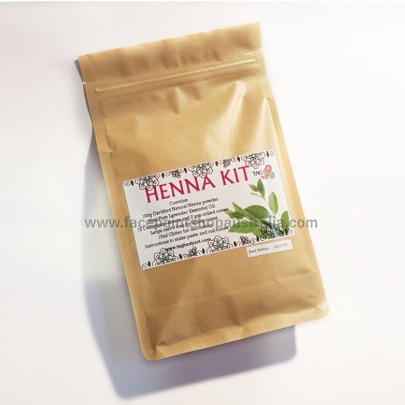 HENNA Kit All Natural