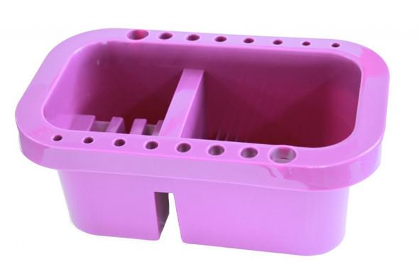 Brush Tub (purple)