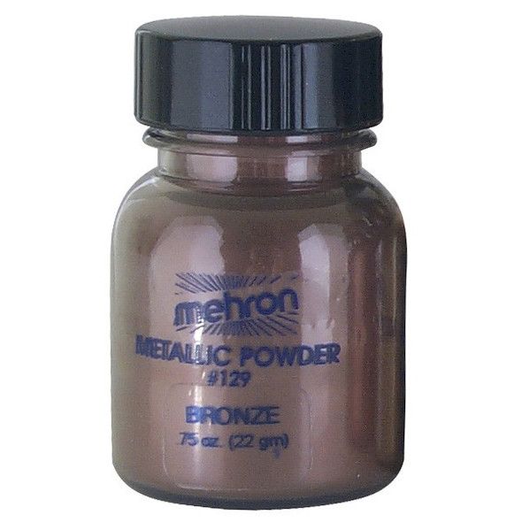 Mehron Metallic Powder BRONZE 21g