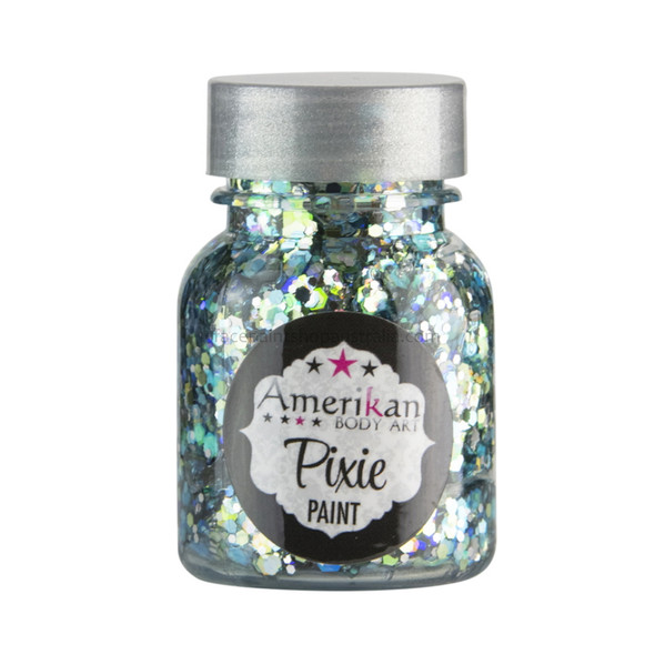 'Splash' Pixie Paint Glitter Gel by Amerikan Body Art