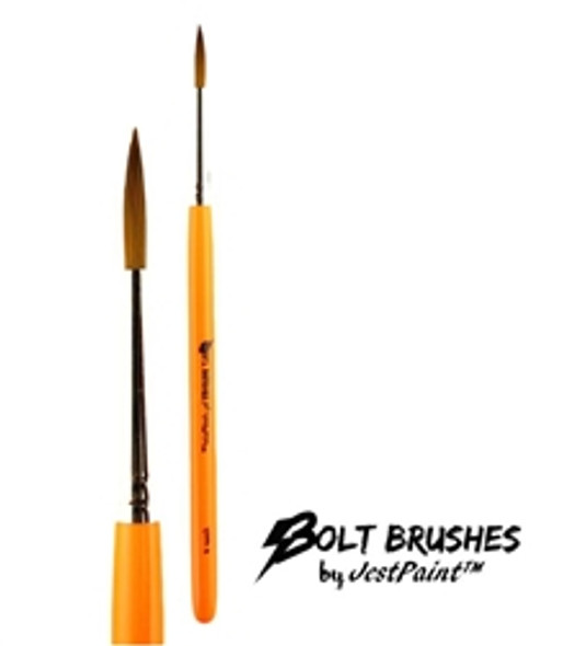LINER BRUSH SIZE 4 Face Paint Brush BOLT