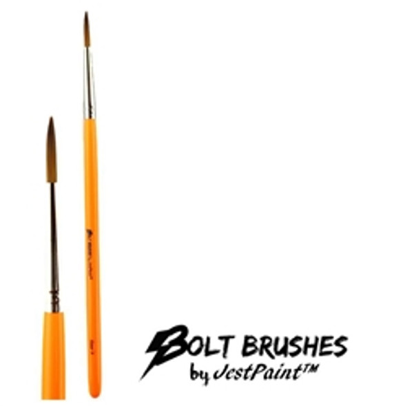 LINER BRUSH SIZE 3 Face Paint Brush BOLT