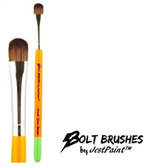 FILBERT BLENDER BRUSH 3/8 INCH (small, firm) - BOLT