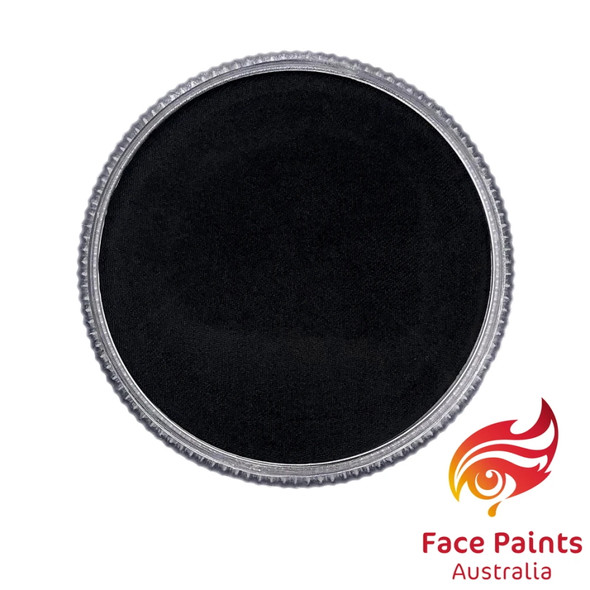 FPA ESSENTIAL BLACK FACE PAINT