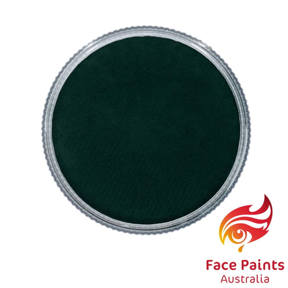 FPA ESSENTIAL DARK GREEN FACE PAINT