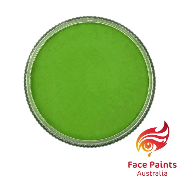 FPA ESSENTIAL LIME GREEN FACE PAINT