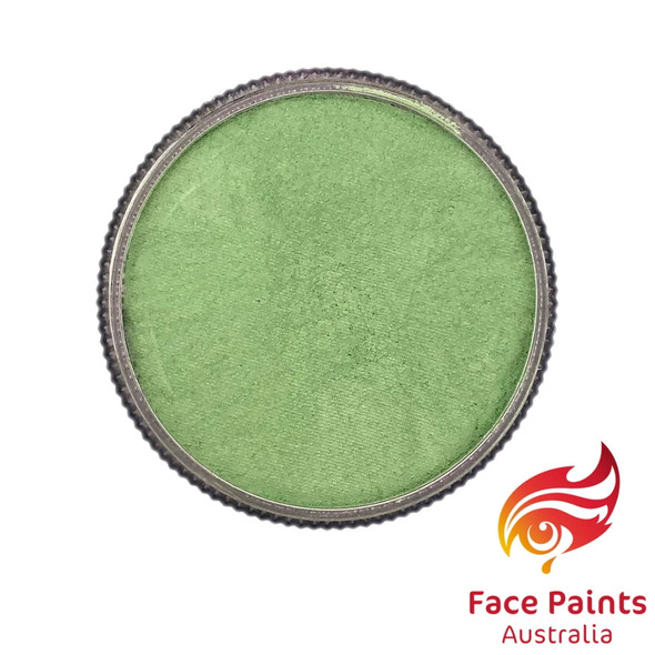 Face Paints Australia Metallix Avocado