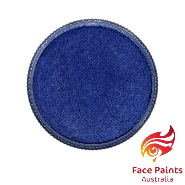 FPA METALLIX BLUE FACE PAINT