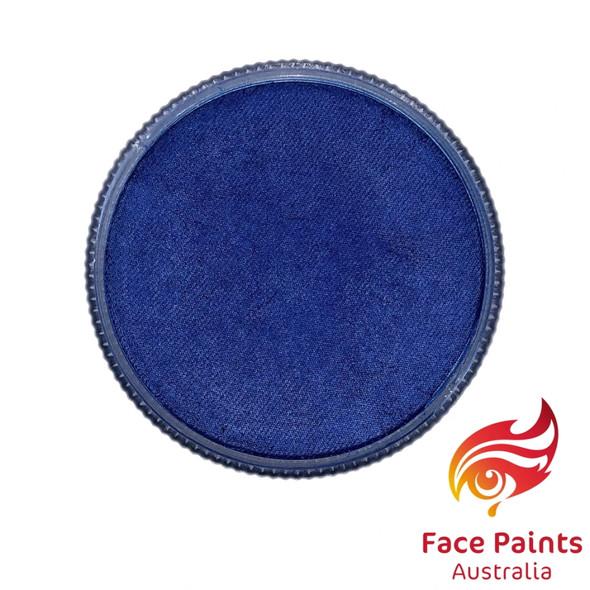 FPA METALLIX BLUE FACE PAINT