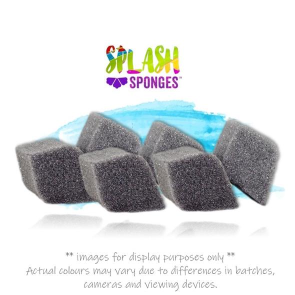 Pointed Petal Face Paint Sponge - Splash by Jest Paint (6 pieces)