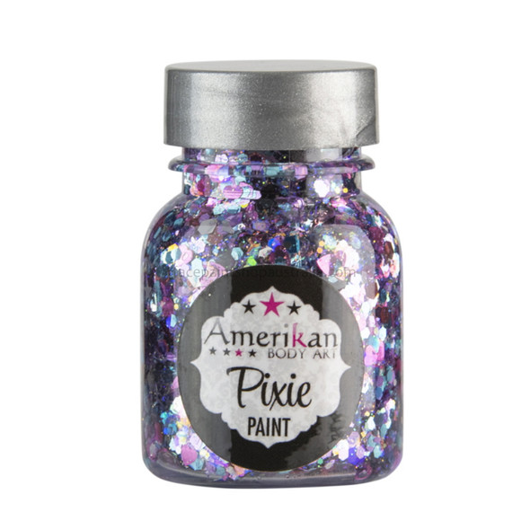 'CUPCAKE DAY' Pixie Paint Glitter Gel by Amerikan Body Art