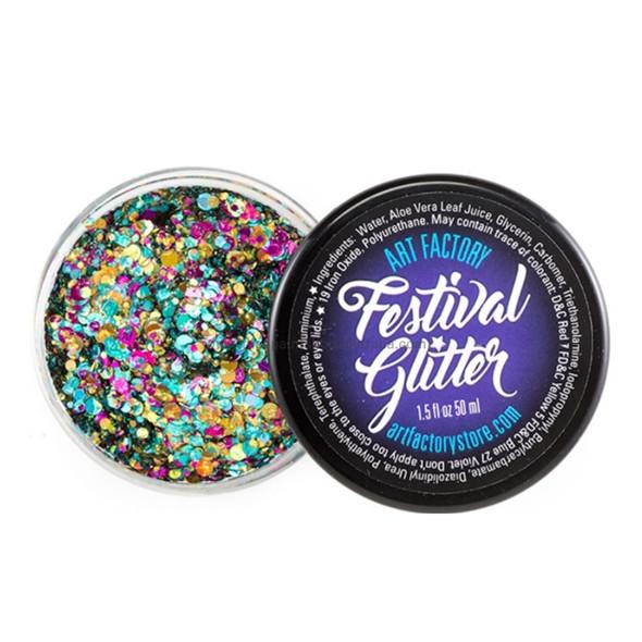 UNICORN POP Festival Glitter by the Art Factory