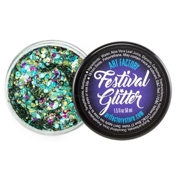 'MERMAID' Festival Glitter by the Art Factory