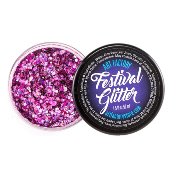 DIVA Festival Glitter by the Art Factory