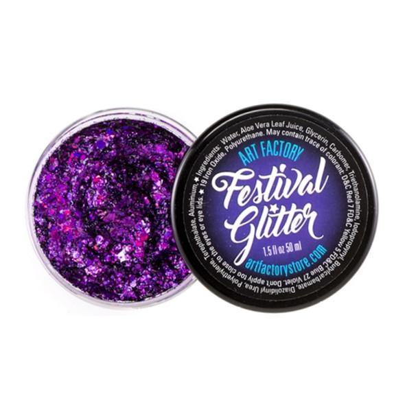 FIERCE Festival Glitter by the Art Factory