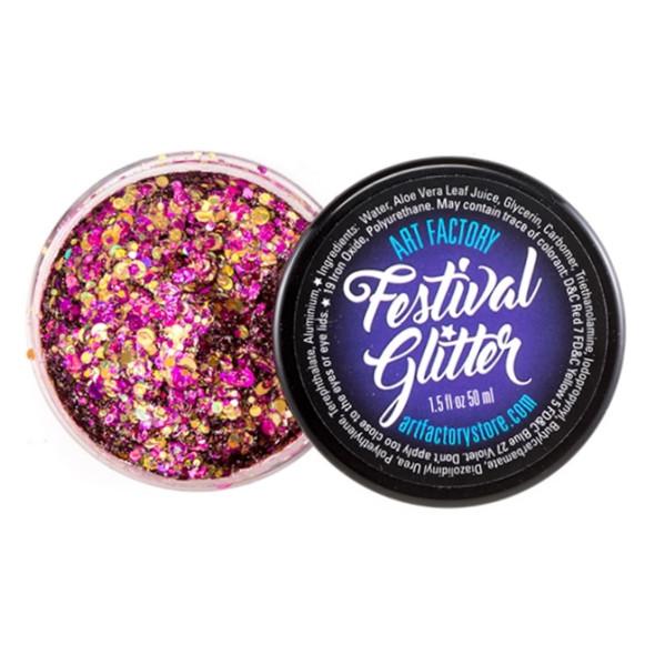 'VEGAS' Festival Glitter by the Art Factory