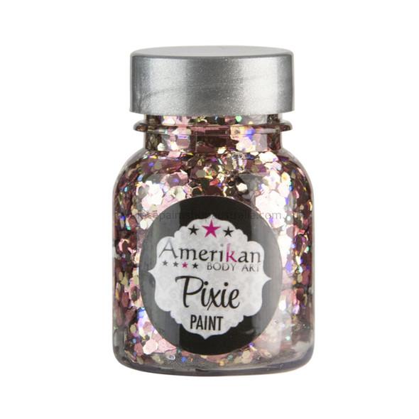 'Be Mine' Pixie Paint Glitter Gel by Amerikan Body Art