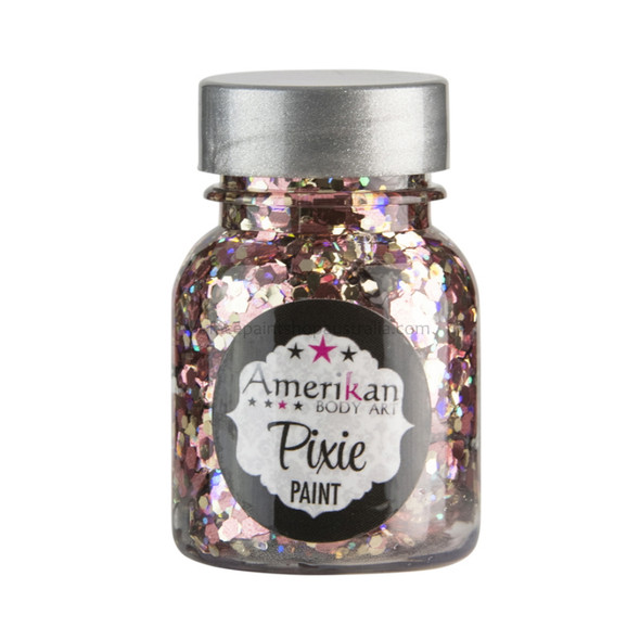 BE MINE Pixie Paint Glitter Gel by Amerikan Body Art