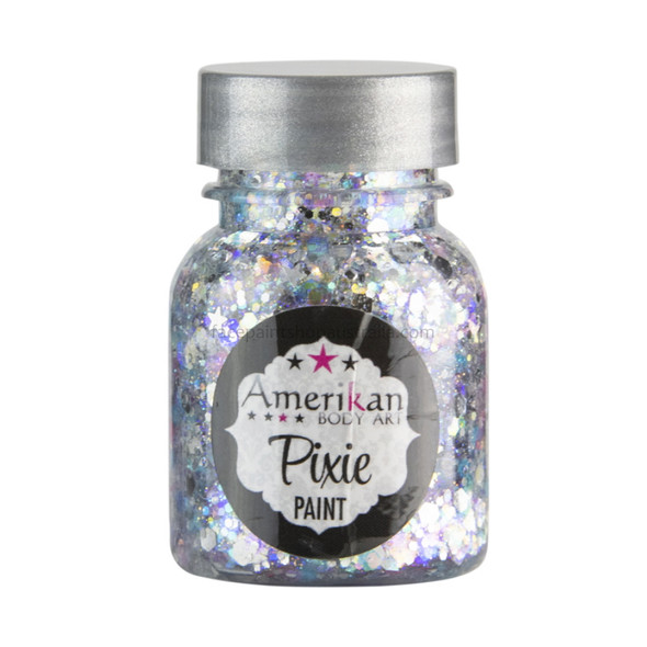 'WINTER WONDERLAND' Pixie Paint Glitter Gel by Amerikan Body Art