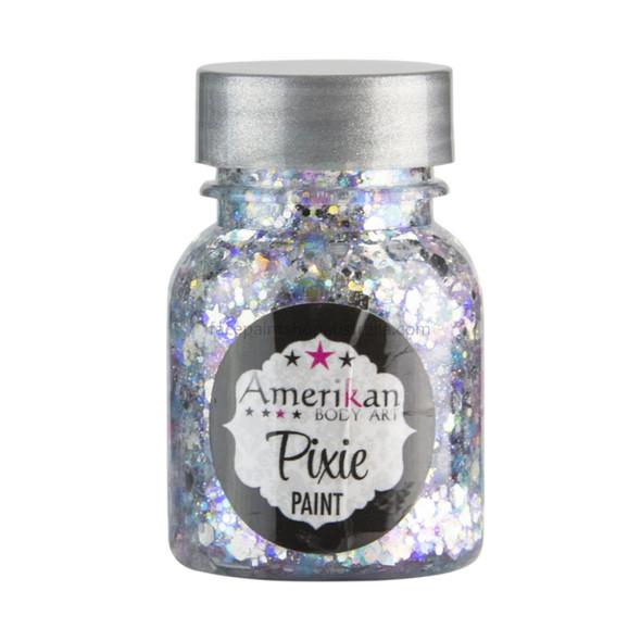 'WINTER WONDERLAND' Pixie Paint Glitter Gel by Amerikan Body Art