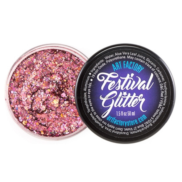 FLIRT Festival Glitter by the Art Factory