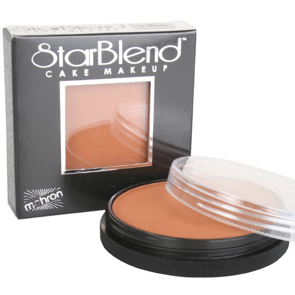 LIGHT COCOA Starblend Powder by Mehron Cake Makeup 56g